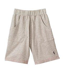 Lucky Brand® Boys' 2T-20 Knit Jogging Shorts