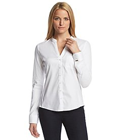 Calvin Klein Y-Neck Shirt