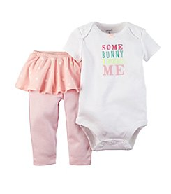 Carter's® Baby Girls' Bodysuit And Tutu Set