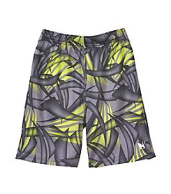 Mambo® Boys' 4-7 Active Print Mesh Short