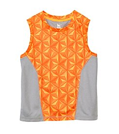 Mambo® Boys' 4-7 Sleeveless Print Muscle Tee