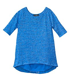 Jessica Simpson Girls' 7-16 Textured Sweater