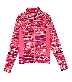 Mambo® Girls' 7-16 Motion Print Jacket