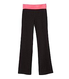 Mambo® Girls' 7-16 Solid Yoga Pants