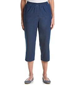Breckenridge® Denim Capris