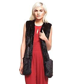 Robert Rodriguez® Faux Fur Vest