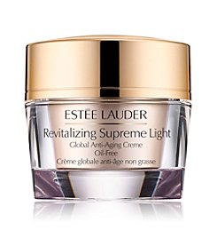 Estee Lauder Revitalizing Supreme Light Global Anti-Aging Creme Oil-Free