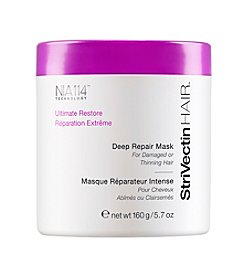 StriVectin HAIR™ Ultimate Restore Deep Repair Mask For Damaged Or Thinning Hair