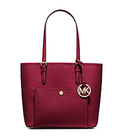 MICHAEL Michael Kors® Jet Set Medium Saffiano Leather Tote