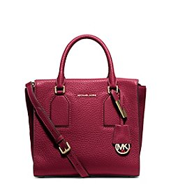 MICHAEL Michael Kors® Selby Medium Leather Satchel