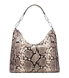 MICHAEL Michael Kors® Matilda Large Embossed-Leather Shoulder Bag