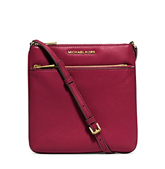 c2b563c3a18b UPC 190049154403 product image for MICHAEL Michael Kors® Riley Small  Pebbled-Leather Crossbody ...