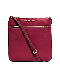 MICHAEL Michael Kors® Riley Small Pebbled-Leather Crossbody