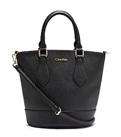 Calvin Klein Saffiano Bucket