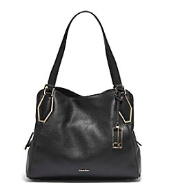 Calvin Klein Leslie Pebble Shopper
