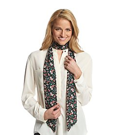 Basha Floral Branches Scarf