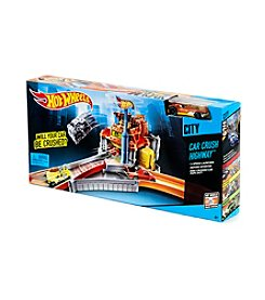 Mattel® Boys' Hot Wheels™ Car Track Toy