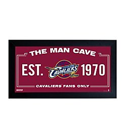 NBA® Cleveland Cavaliers Man Cave Sign