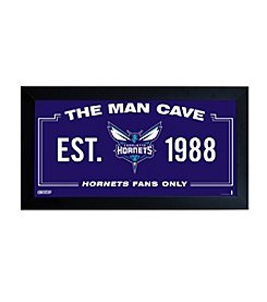 NBA® Charlotte Hornets Man Cave Sign