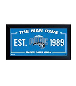 NBA® Orlando Magic Man Cave Sign