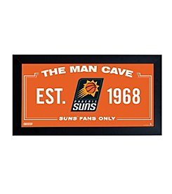 NBA® Phoenix Suns Man Cave Sign