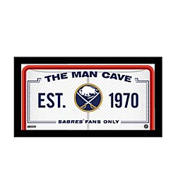 NHL® Buffalo Sabres Man Cave Sign