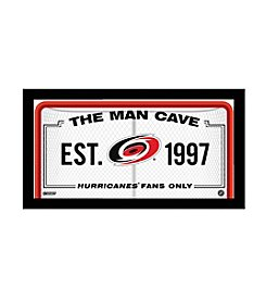 NHL® Carolina Hurricanes Man Cave Sign