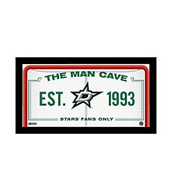 NHL® Dallas Stars Man Cave Sign