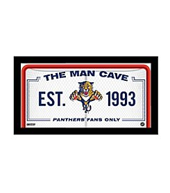 NHL® Florida Panthers Man Cave Sign