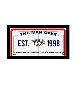 NHL® Nashville Predators Man Cave Sign