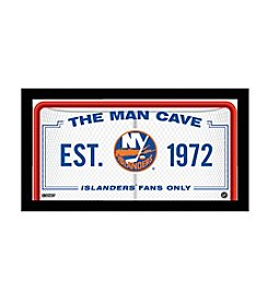 NHL® New York Islanders Man Cave Sign