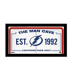 NHL® Tampa Bay Lightning Man Cave Sign