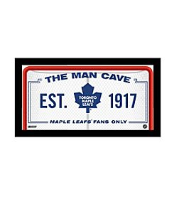 NHL® Toronto Maple Leafs Man Cave Sign
