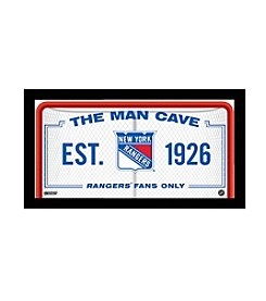 NHL® New York Rangers Man Cave Sign