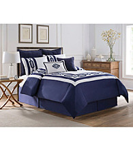 Soho New York Home® Hotel Embroidery 8-pc. Comforter Set