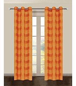 Dainty Home Parisienne Window Curtains