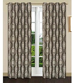 Dainty Home Monaco Window Curtains