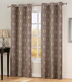 Sun Zero™ Albany Rod Pocket Thermal Window Curtain