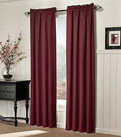 Sun Zero™ Baldwin Rod Pocket Thermal Window Curtain