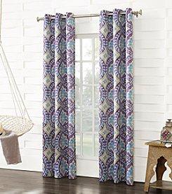 Sun Zero™ Bayonne Grommet Room Darkening Window Curtain