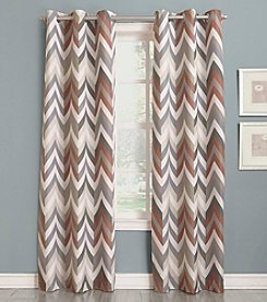Sun Zero™ Cleona Grommet Room Darkening Window Curtain
