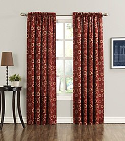 Sun Zero™ Gemini Rod Pocket Room Darkening Window Curtain
