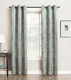 Sun Zero™ Rayan Grommet Room Darkening Window Curtain