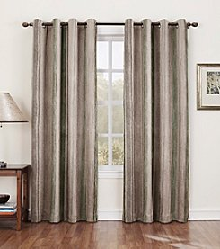 Sun Zero™ Reiko Grommet Room Darkening Window Curtain