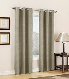 Sun Zero™ Tavin Grommet Thermal Window Curtain