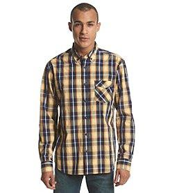 Levi's® Men's Long Sleeve One Pocket Teddy Button Down Shirt