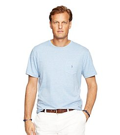 Polo Ralph Lauren® Men's Big & Tall Short Sleeve Classic Crewneck Tee