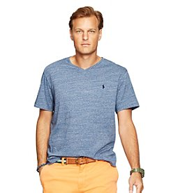 Polo Ralph Lauren® Men's Big & Tall Short Sleeve Classic V-Neck Tee