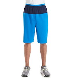 Exertek® Men's Big & Tall Big Mesh Colorblock Shorts
