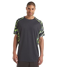 Exertek® Men's Big & Tall Short Sleeve Big Printed Fashion Tee